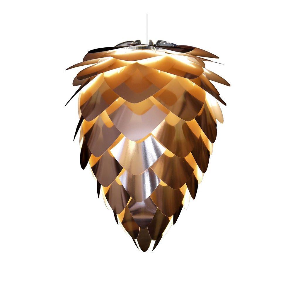 Абажур Conia Copper медныйПодвесные светильники<br><br>