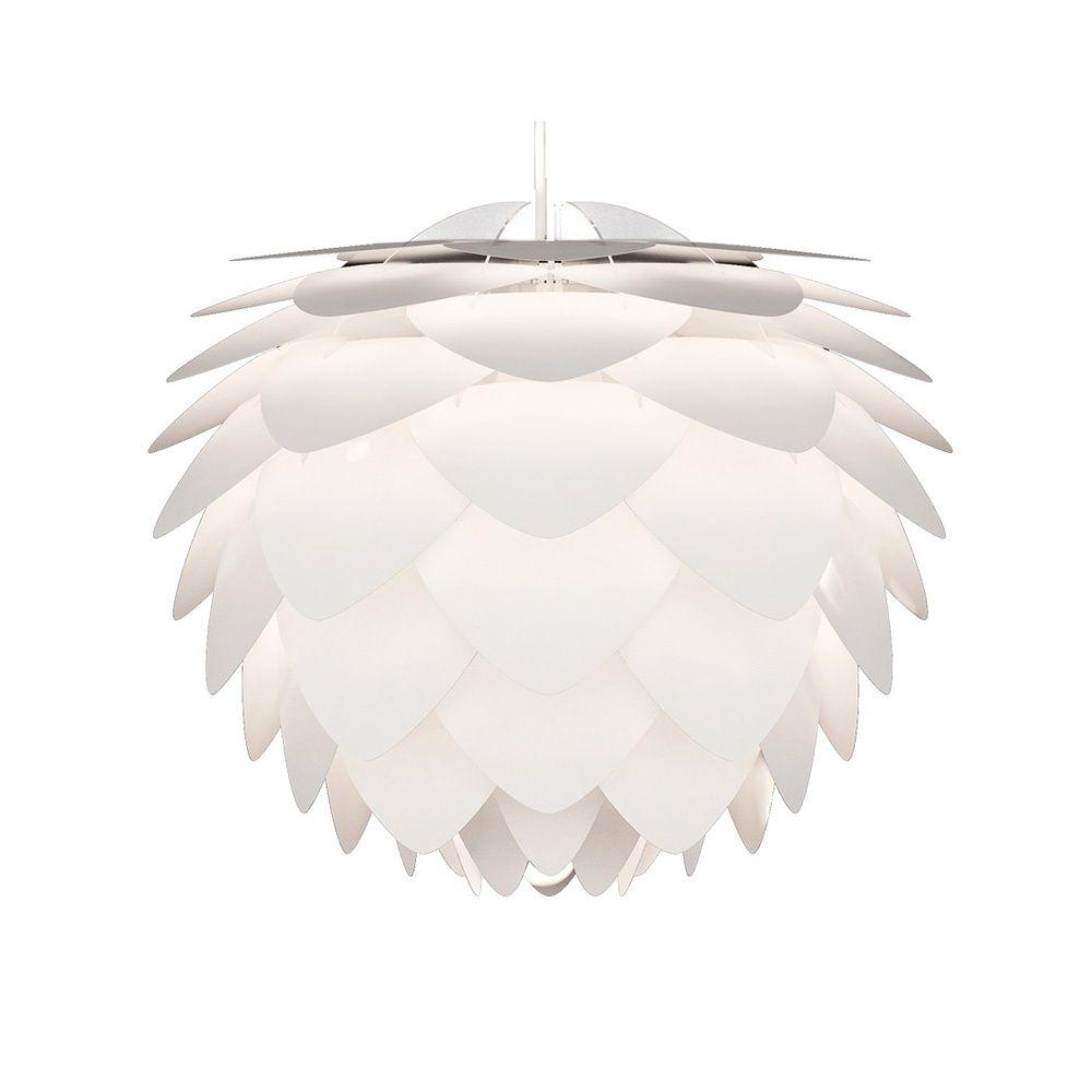 Абажур Vita Silvia белыйПодвесные светильники<br><br>