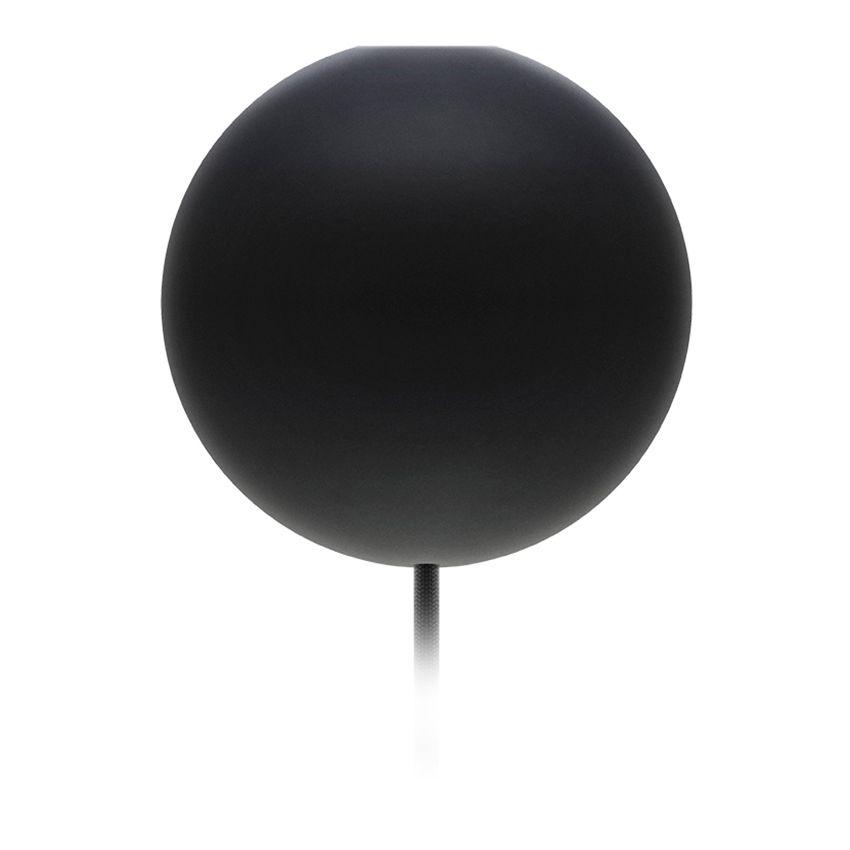 Набор для подключения Cannonball (шнур-подвес) черныйПодвесные светильники<br><br>