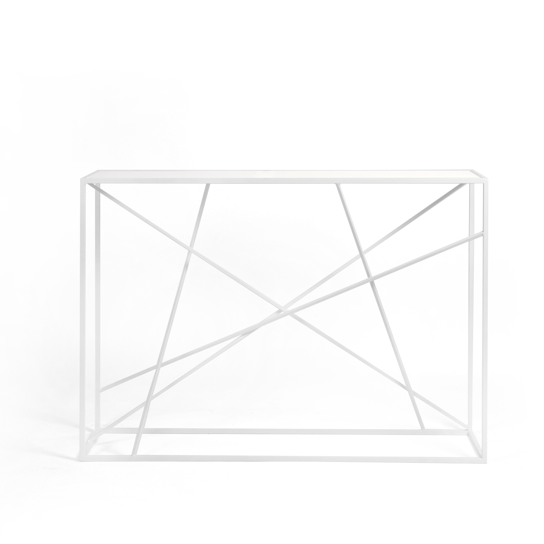 Wilson line white матовое стеклоКонсоли<br><br>