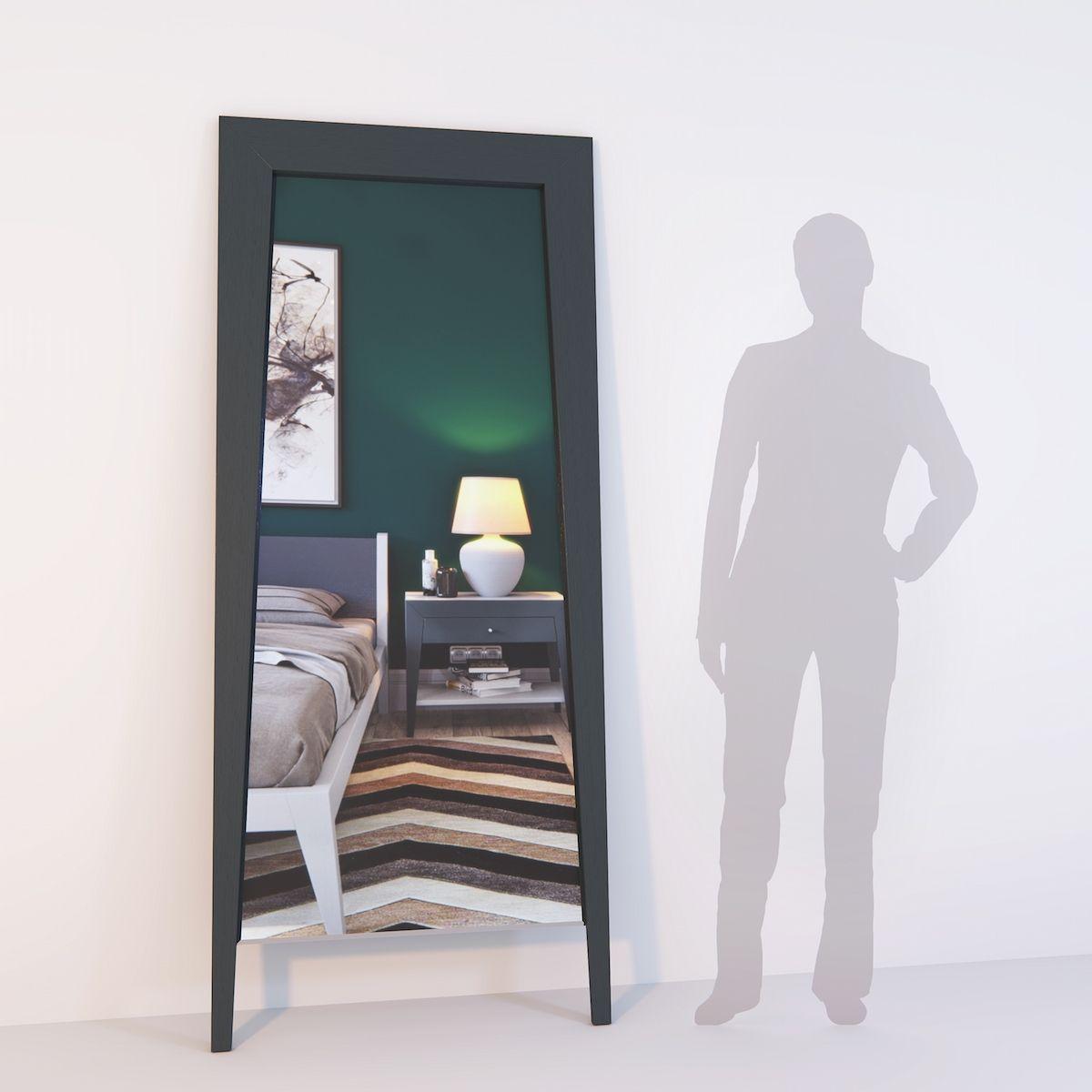Зеркало напольное Ego сероеЗеркала<br><br>