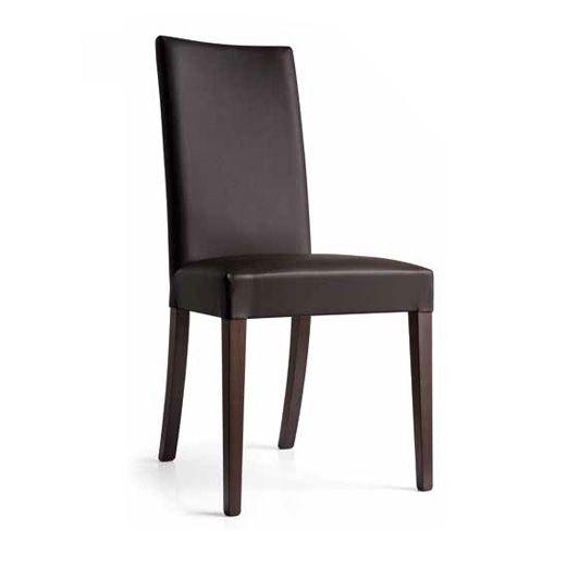Стул Copenhagen венге/коричневыйДеревянные стулья<br><br>