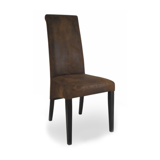 Стул Domenica венге/коричневыйДеревянные стулья<br><br>
