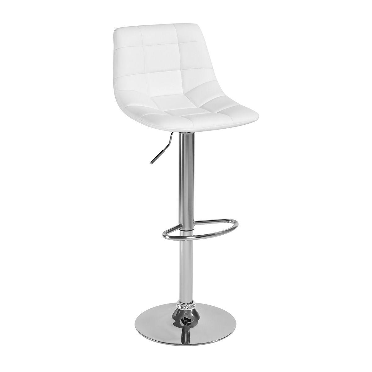 Барный стул Chianti белыйБарные стулья<br><br>