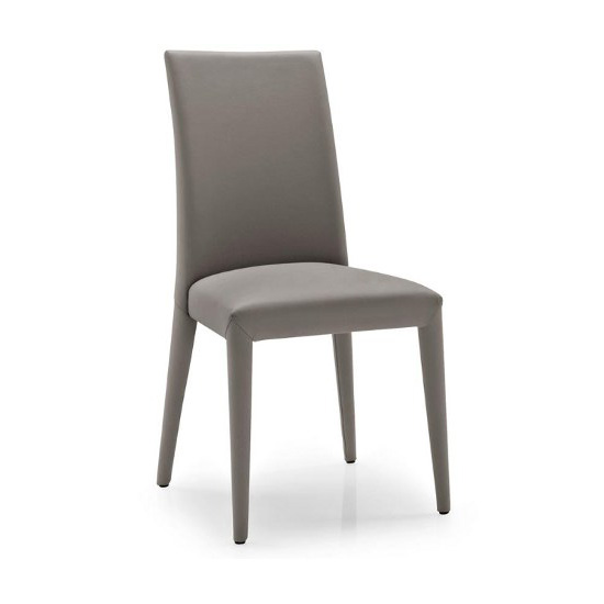 Стул Anais серо-коричневыйМеталлические стулья<br><br>