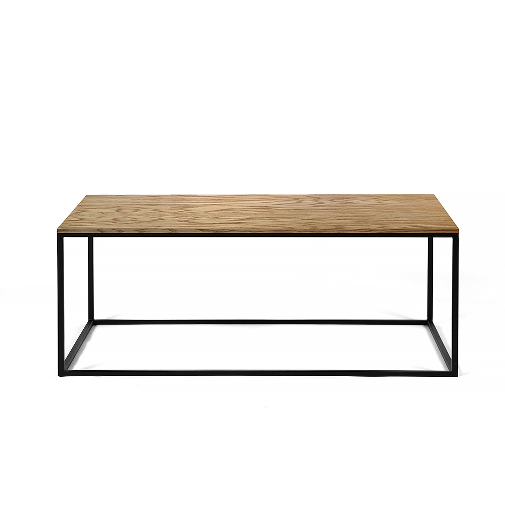 Журнальный стол Lingard, темный дубЖурнальные столики<br><br>