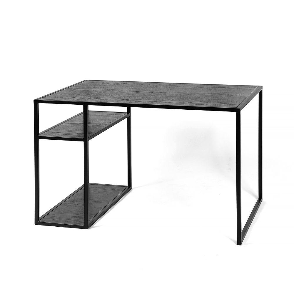 Письменный стол Romero, дуб черный матовый лакПисьменные столы<br><br>