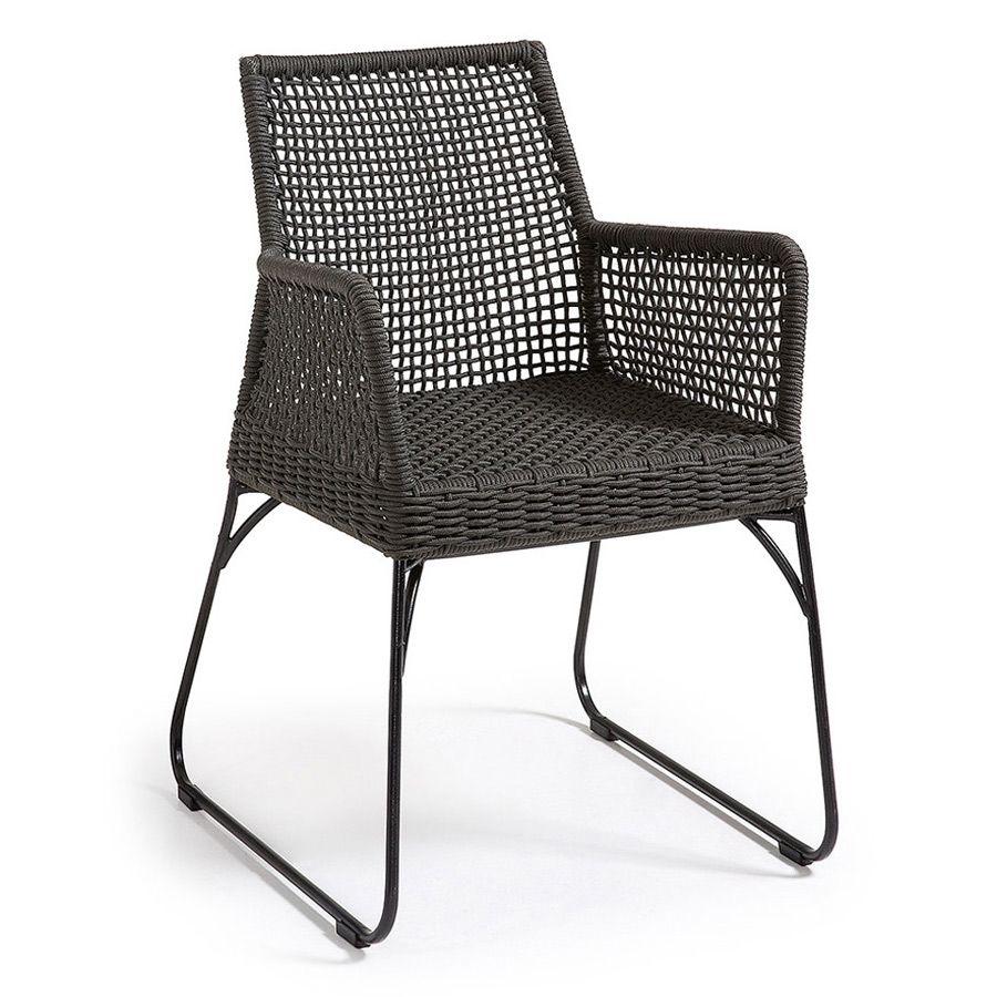Кресло Novak темно-сероеКресла<br><br>