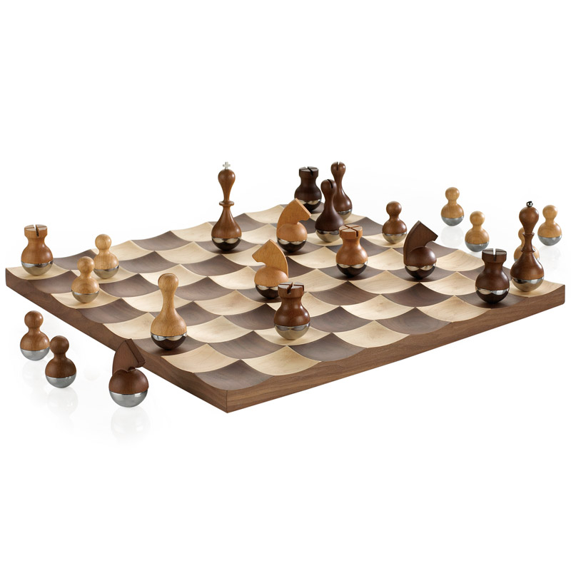 Шахматный набор WobbleФигурки и статуэтки<br><br>