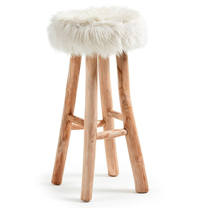 Табурет из дерева ArizonaДеревянные стулья<br><br>