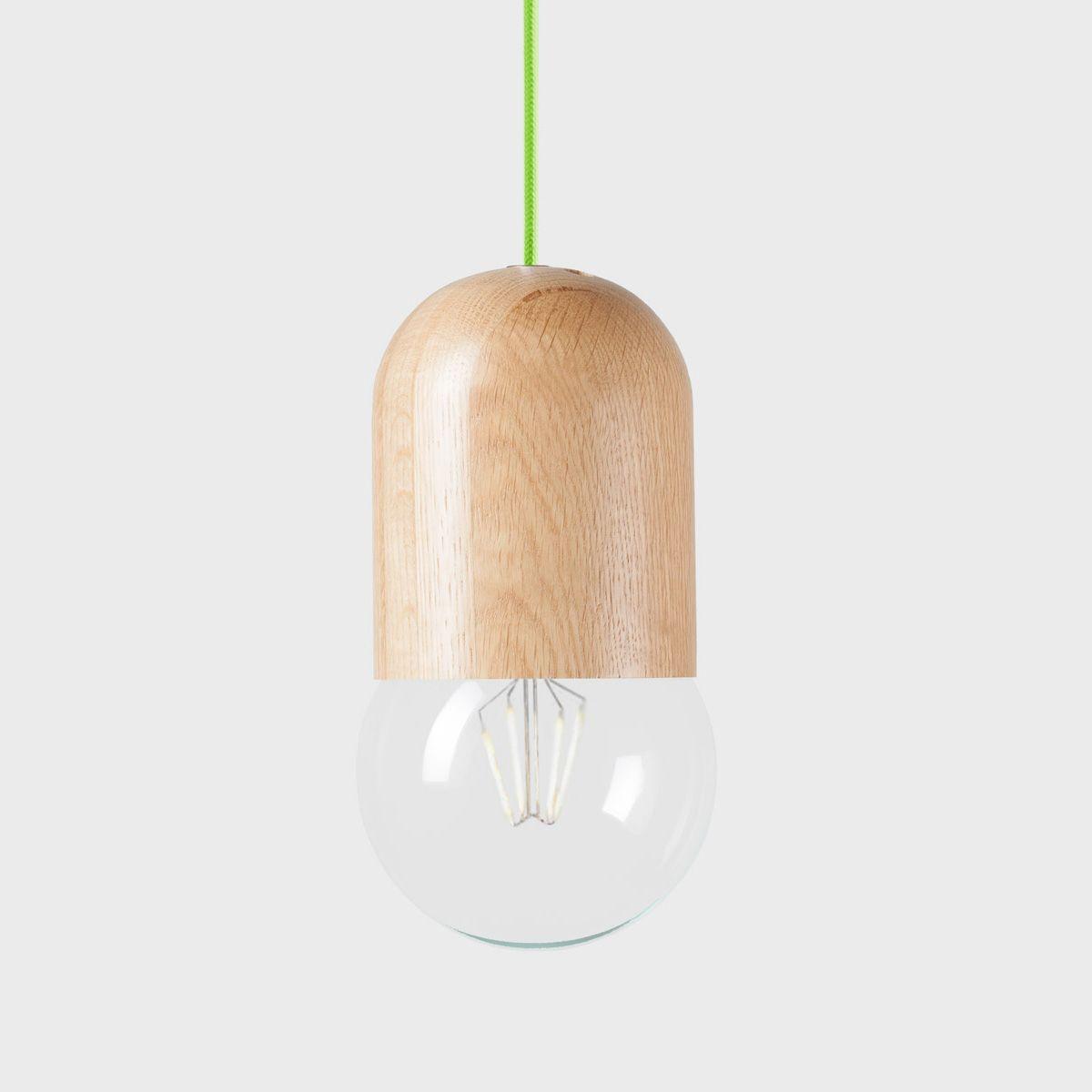 Подвесной светильник Light Bean Bubble со светло-зелёным проводомПодвесные светильники<br><br>