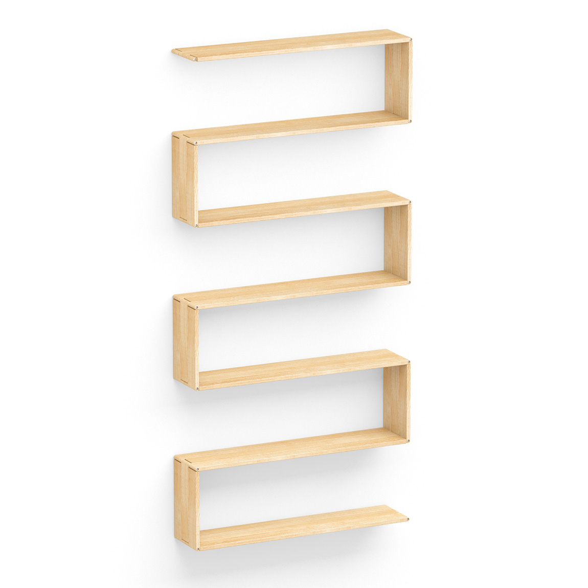 Полка Latitude Flex Shelf set 98 белый