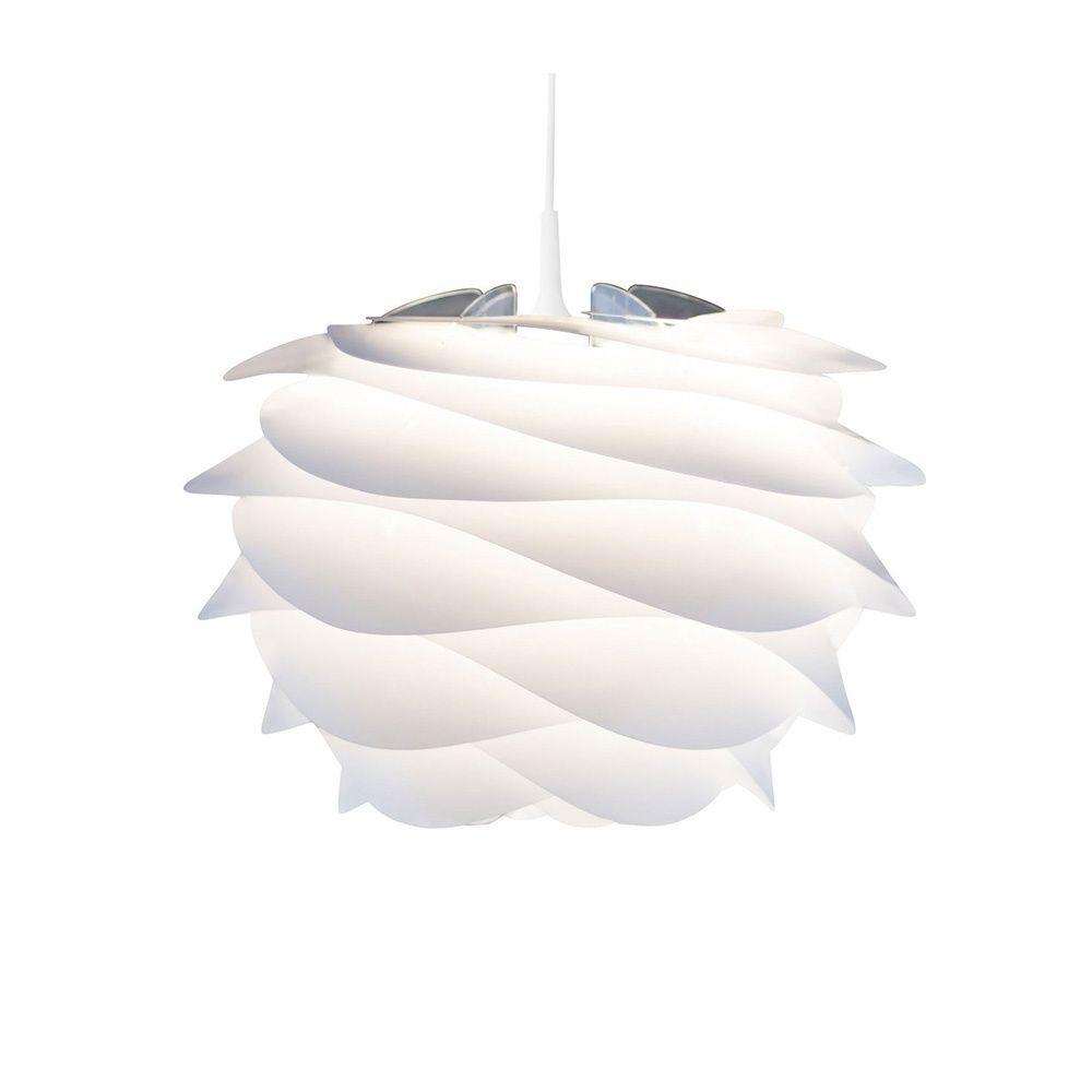 Абажур Carmina Mini белыйПодвесные светильники<br><br>