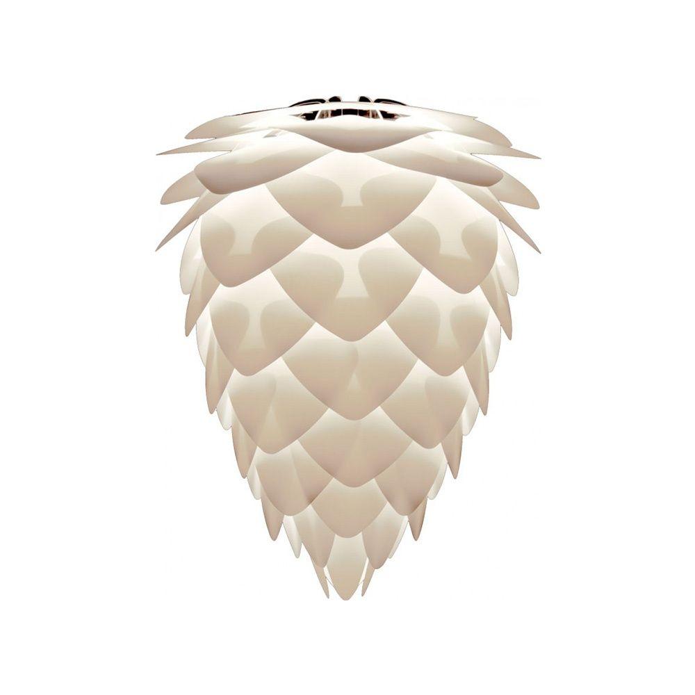 Абажур Conia белыйПодвесные светильники<br><br>