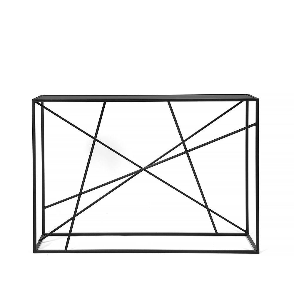 Консоль Wilson line, черное стеклоКонсоли<br><br>