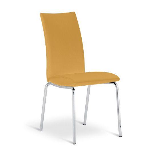 Купить Стул SD202 горчичный в интернет магазине дизайнерской мебели и аксессуаров для дома и дачи