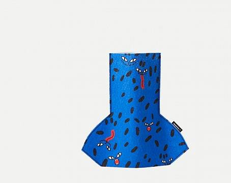 Ваза FLOWER POWER s Wild Dots