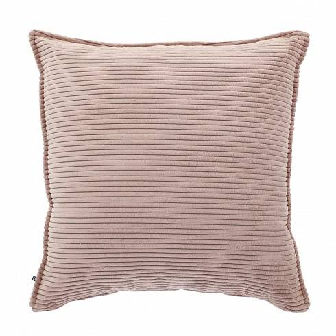 WILMA Cushion cover 60x60 fabric light pink