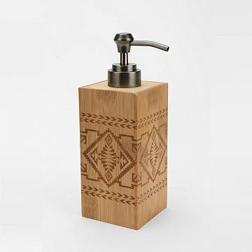 Диспенсер для мыла Bamboo Soap Dispenser