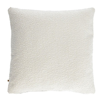 Vicka white cushion cover 45 x 45 cm
