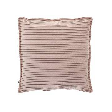 WILMA Cushion cover 45x45 fabric light pink