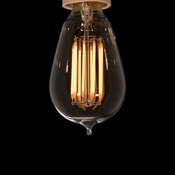 Ретро лампа LED Filament Mini Edison bulb